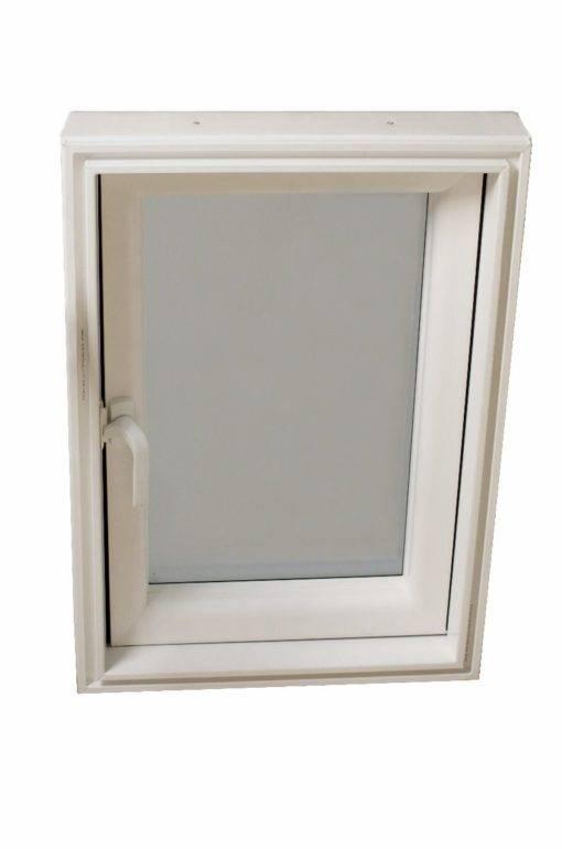 Plastikowe okno wyłazowe Skylight LOFT PREMIUM + kołnierz 217
