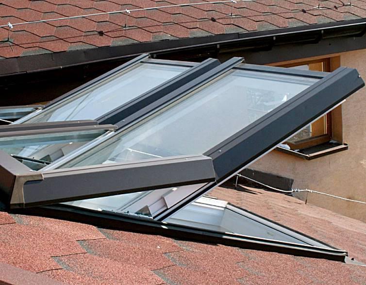 okna dachowe skylight premium