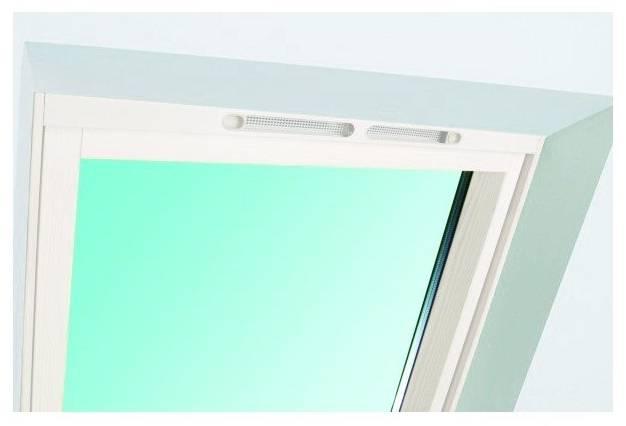 drewniane okno dachowe optilight vb-w