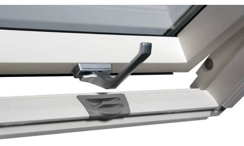 okno dachowe optilight vb z nawiewnikiem