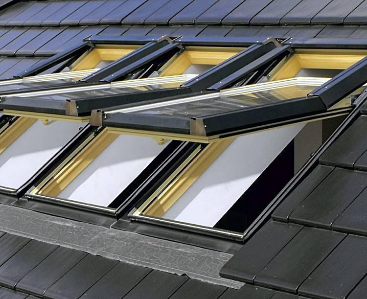 okno dachowe skylight premium plastikowe