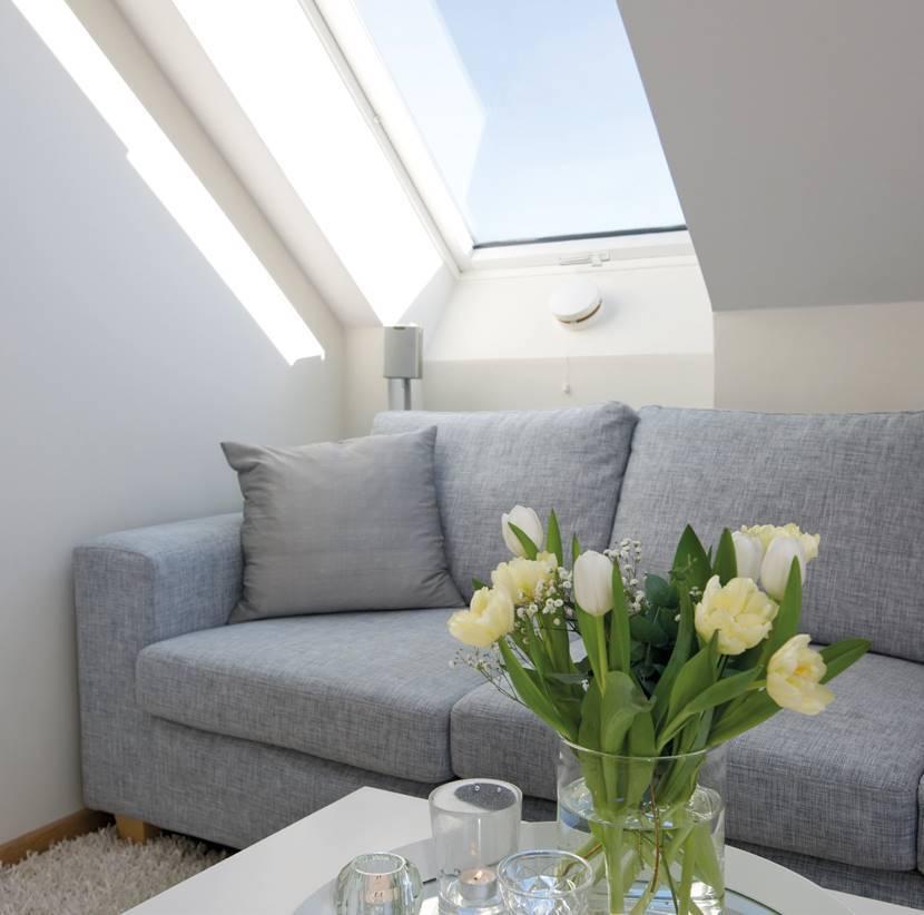 skylight loft dobroplast