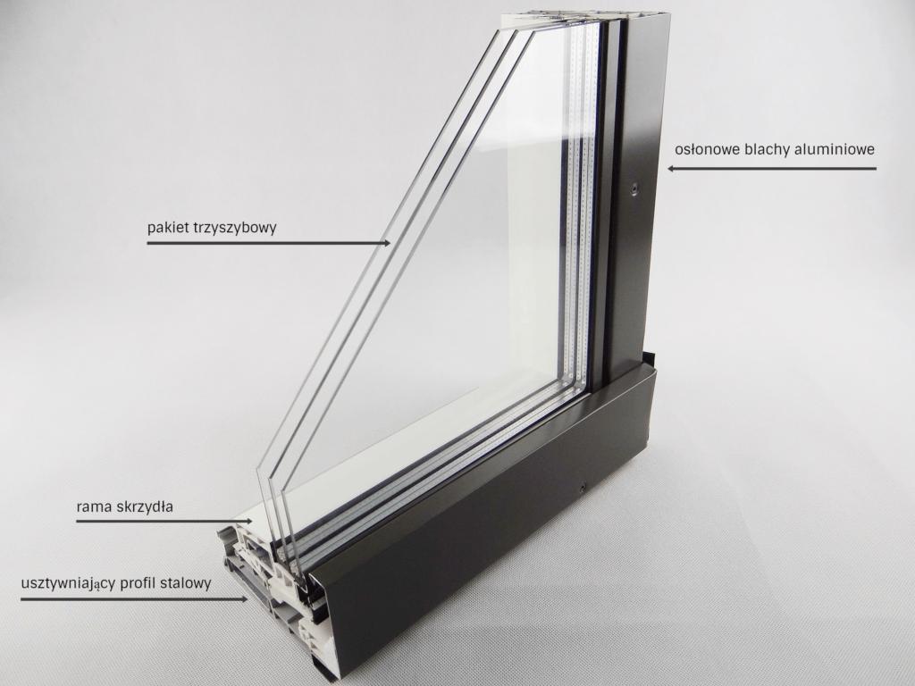 okno dachowe optilight tlp v u4 przekrój20 2