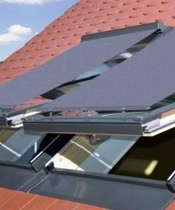 Markiza do okien dachowych FAKRO oraz OptiLight