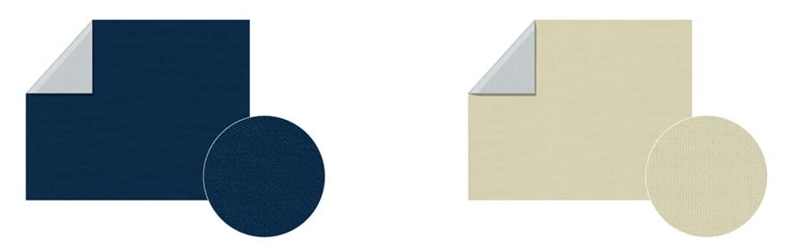 kolory rolety fakro oraz optilight