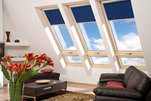 roleta zaciemniająca do okien dachowych fakro