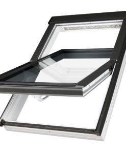 Okno dachowe Fakro PTP-V plastikowe z nawiewnikiem