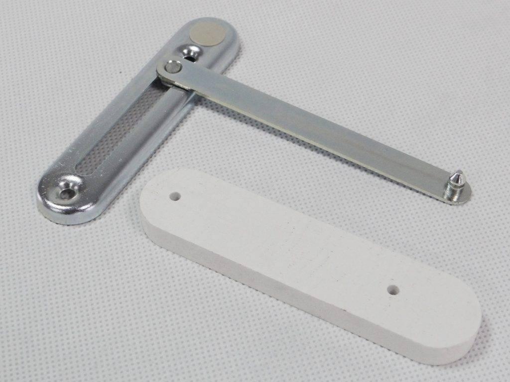 ogranicznik otwarcia do okien dachowych fakro zbb