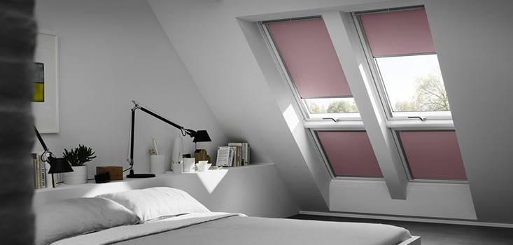 roleta zaciemniająca do okien dachowych velux dkl 1