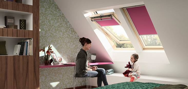 rolety zaciemniające do okien dachowych velux dkl 2