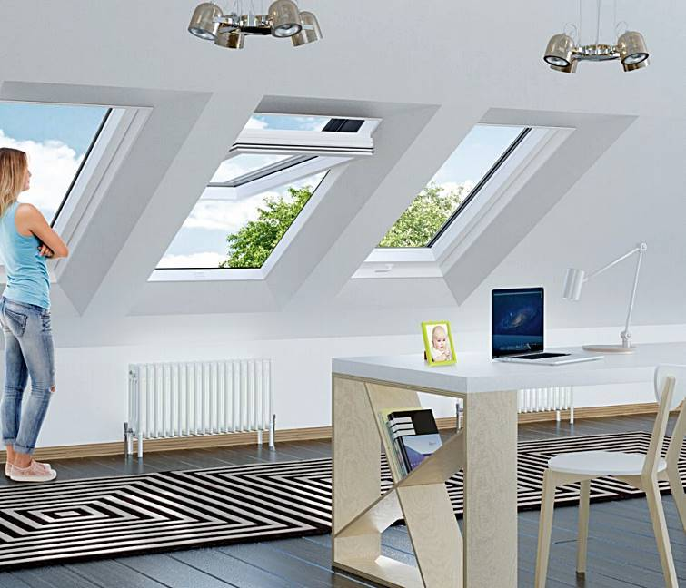 skylight premium okno