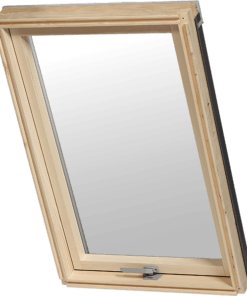 okno dachowe rooflite solid pine